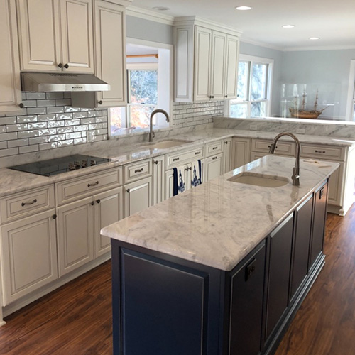 Kitchen remodel in Carroll County, Maryland